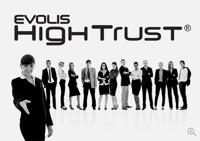 Evolis High trust consumables